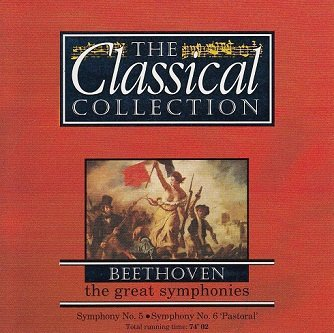 Beethoven - 4 - The Great Symphonies (The Classical Collection) (CD)