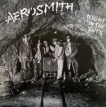 Aerosmith - Night In The Ruts (LP)