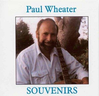 Paul Wheater - Souvenirs (CD)