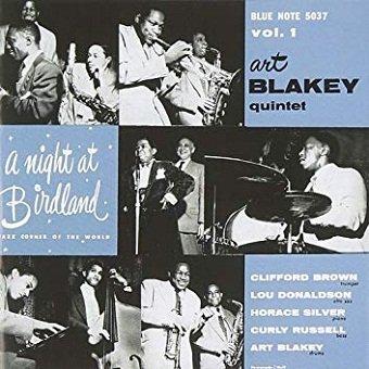 Art Blakey Quintet - A Night At Birdland, Volume One (CD)