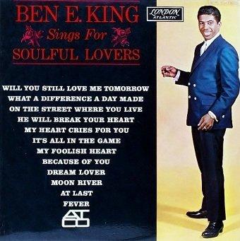 Ben E. King - Ben E. King Sings For Soulful Lovers (LP)