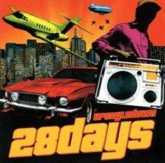 28 Days - Upstyledown (CD)
