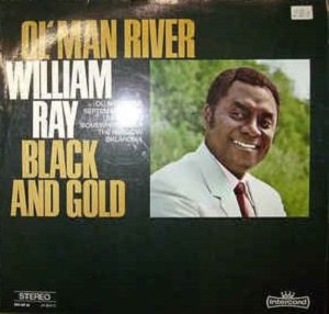 William Ray, Orchester Harry Pleva - Black And Gold (LP)