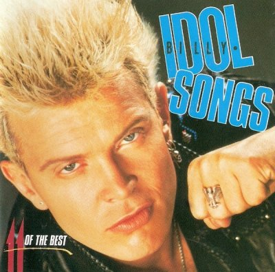 Billy Idol - Idol Songs - 11 Of The Best (CD)