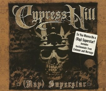 Cypress Hill - (Rap) Superstar (Maxi-CD)