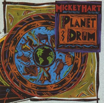 Mickey Hart - Planet Drum (CD)