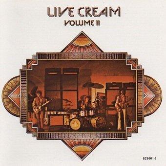 Cream - Live Cream Volume II (CD)