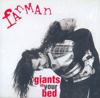 Fanman - Giants in Your Bed (CD)