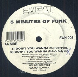 5 Minutes Of Funk - Don't You Wanna (12)