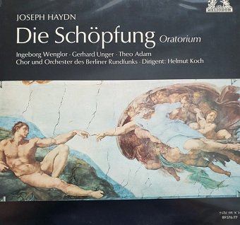 Joseph Haydn - Berlin Radio Chorus & Orchestra, Helmut Koch - The Creation (LP)