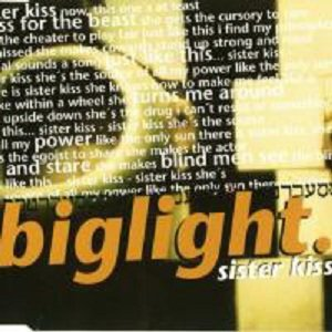 Big Light - Sister Kiss (Maxi-CD)