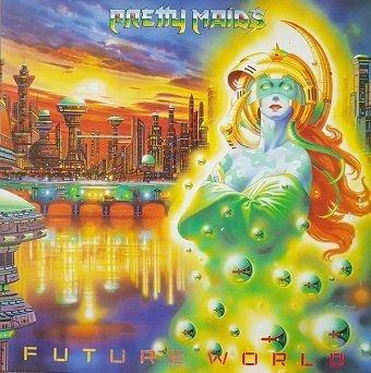 Pretty Maids - Future World (LP)