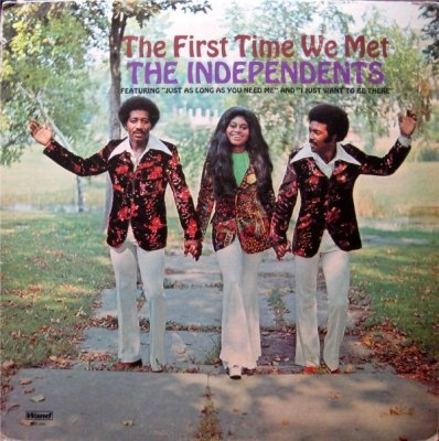The Independents - The First Time We Met (LP)