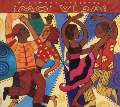 ¡Mo' Vida! (CD)