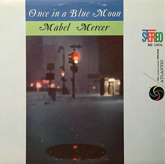 Mabel Mercer - Once In A Blue Moon (LP)