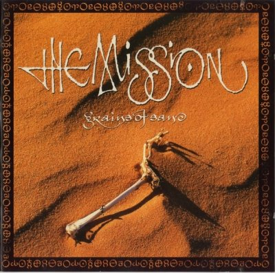The Mission - Grains Of Sand (CD)