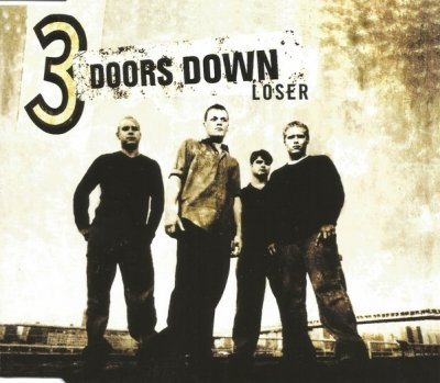 3 Doors Down - Loser (Maxi-CD)