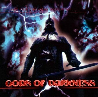 Gods Of Darkness (CD)