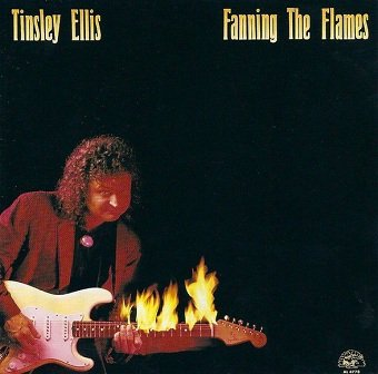 Tinsley Ellis - Fanning The Flames (LP)