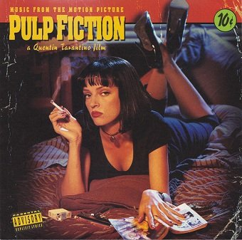 Pulp Fiction: Music From The Motion Picture (CD)