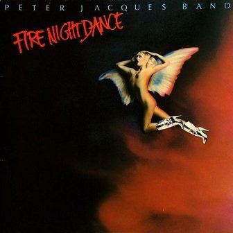 Peter Jacques Band - Fire Night Dance (LP)