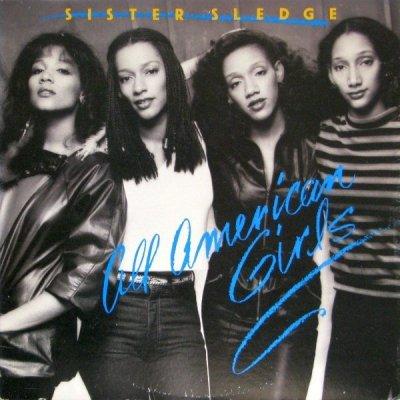 Sister Sledge - All American Girls (LP)