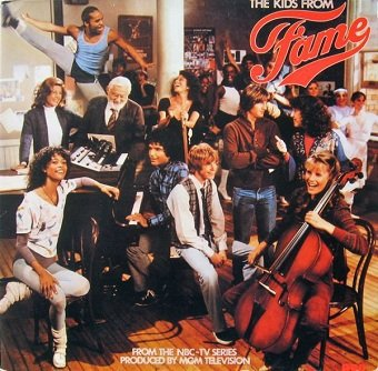 The Kids From Fame - The Kids From Fame (LP)