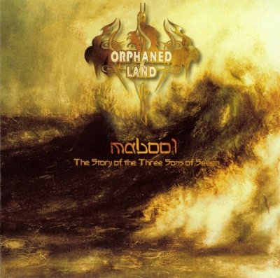 Orphaned Land - Mabool - The Story Of The Three Sons Of Seven (CD)
