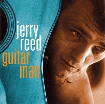 Jerry Reed - Guitar Man (CD)