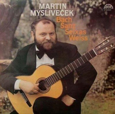 Martin Mysliveček - Bach Sanz Seixas Weiss (LP)