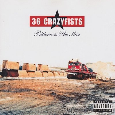 36 Crazyfists - Bitterness The Star (CD)