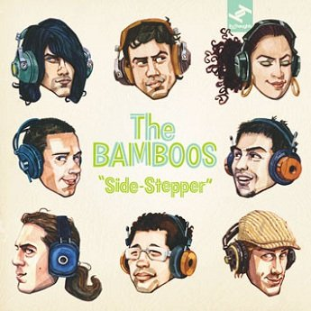 The Bamboos - Side Stepper (CD)