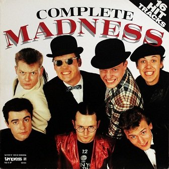 Madness - Complete Madness (LP)