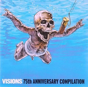 Visions 75th Anniversary Compilation (CD)
