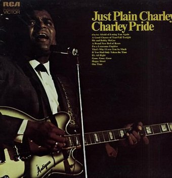 Charley Pride - Just Plain Charley (LP)