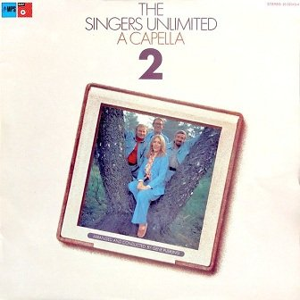 The Singers Unlimited - A Capella II (LP)