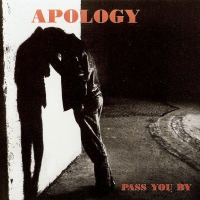 Apology - Pass You By (CD)