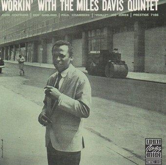 The Miles Davis Quintet - Workin' With The Miles Davis Quintet (CD)