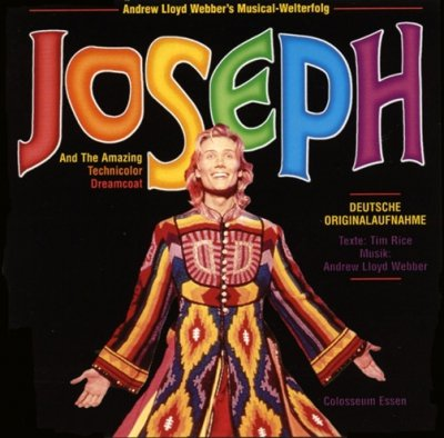 Andrew Lloyd Webber, Tim Rice - Andrew Lloyd Webber's Musical-Welterfolg: Joseph And The Amazing Technicolor Dreamcoat (CD)