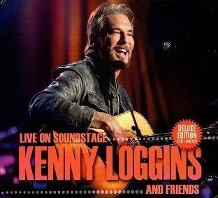 Kenny Loggins And Friends - Live On Soundstage (2CD+DVD)