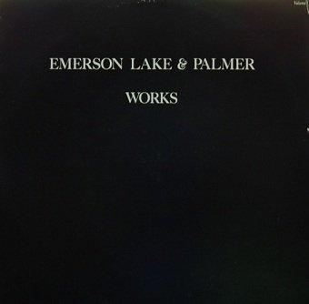 Emerson, Lake & Palmer - Works Volume 1 (2LP)