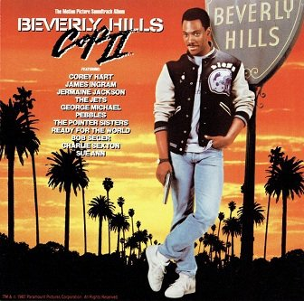 Beverly Hills Cop II (The Motion Picture Soundtrack Album) (CD)