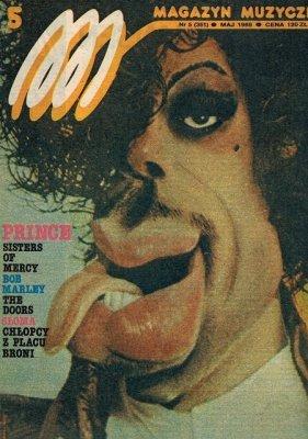Magazyn Muzyczny Nr 5 (351) Maj 1988