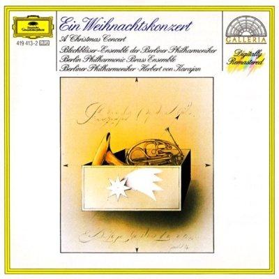 Berliner Philharmoniker, Herbert von Karajan - Ein Weihnachtskonzert - A Christmas Concert (CD)