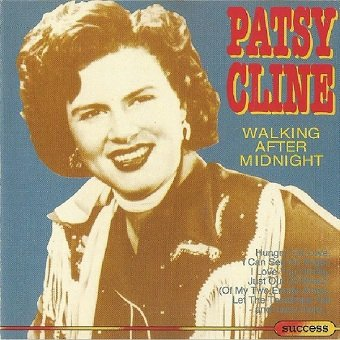 Patsy Cline - Walking After Midnight (CD)