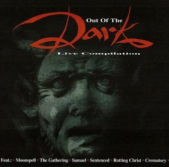 Out Of The Dark - Live Compilation (CD)