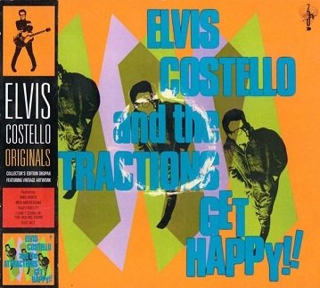 Elvis Costello And The Attractions - Get Happy!! (CD)