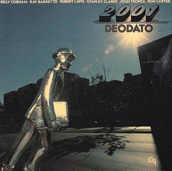 Eumir Deodato - 2001 (LP)