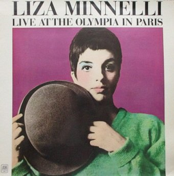 Liza Minnelli - Live At The Olympia In Paris (LP)