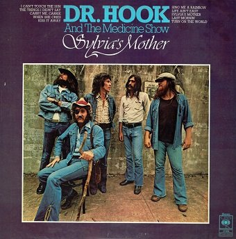 Dr. Hook And The Medicine Show - Sylvia's Mother (LP)